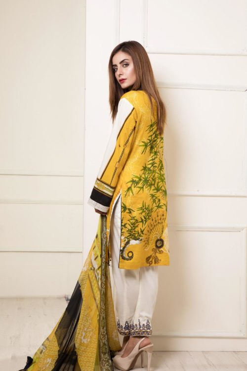Rang Rez Designer Lawn - Original Rang Rez Designer Lawn best pakistani suits collection