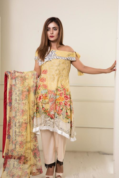 *On Sale* Rang Rez Designer Lawn best pakistani suits collection