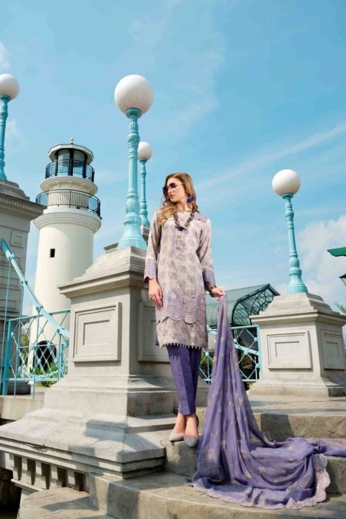Tawakkal Handloom Embroidered Jacquard – Exclusive RESTOCKED