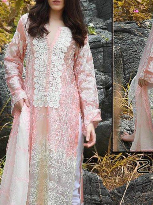 zunuj pink dress