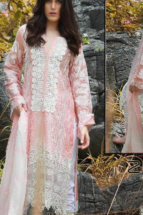 Zunuj Festive by Zunn - Original Zunuj Festive by Zunn best pakistani suits collection