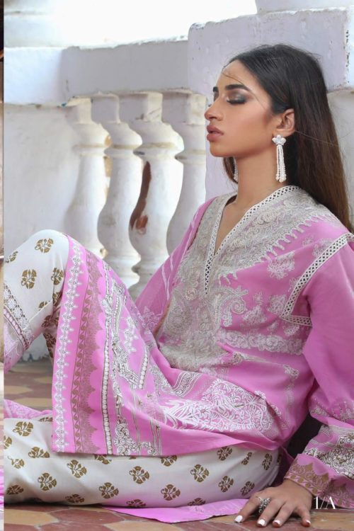 *On Sale* Sana Safinaz Kurnool Lawn 1A RESTOCKED Lawn Dupatta Salwar Suits