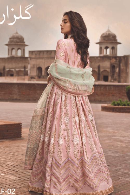 *On Sale* Qalamkar Luxury Formals LF02 RESTOCK Festive