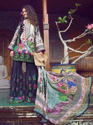 Shiza Hassan Festive Lawn