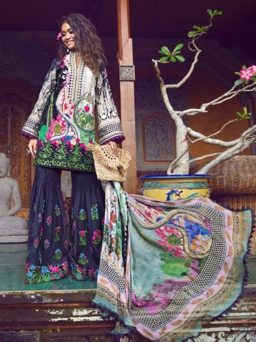 Shiza Hassan Festive Lawn - Original