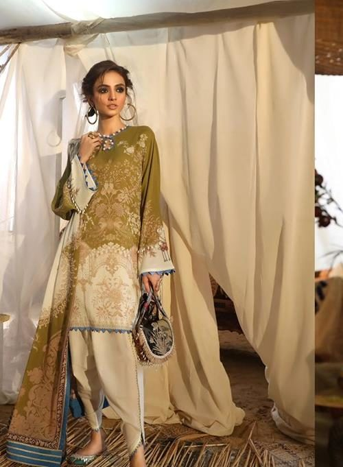 Mahay ' 19 Unstitched Collection by Sana Safinaz 6A – FSTN HOT