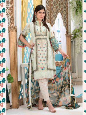 Tawakkal Amna Sohail Bold New Summer Lawn