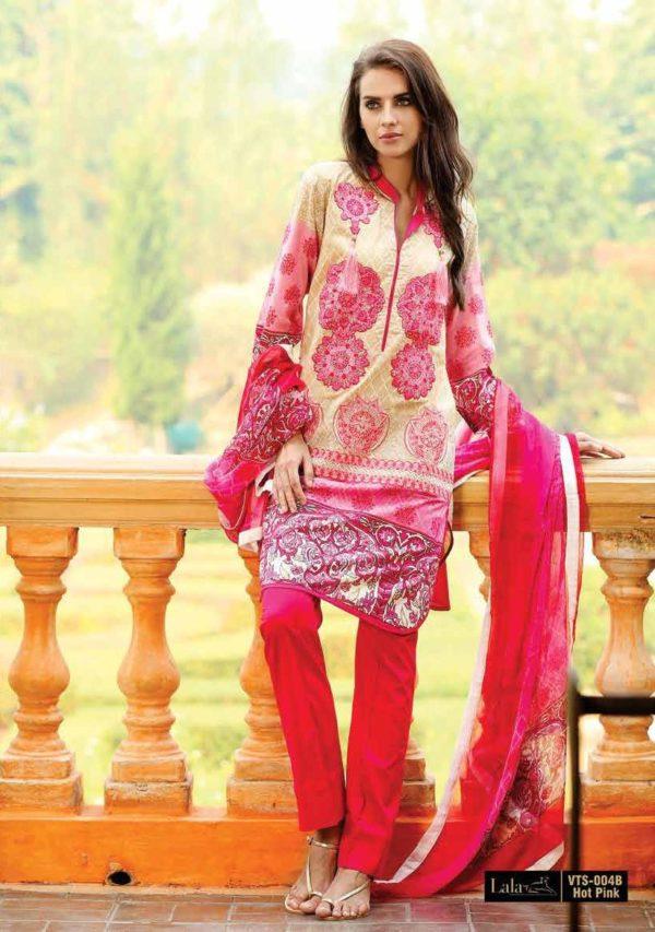 lala pakistani suit