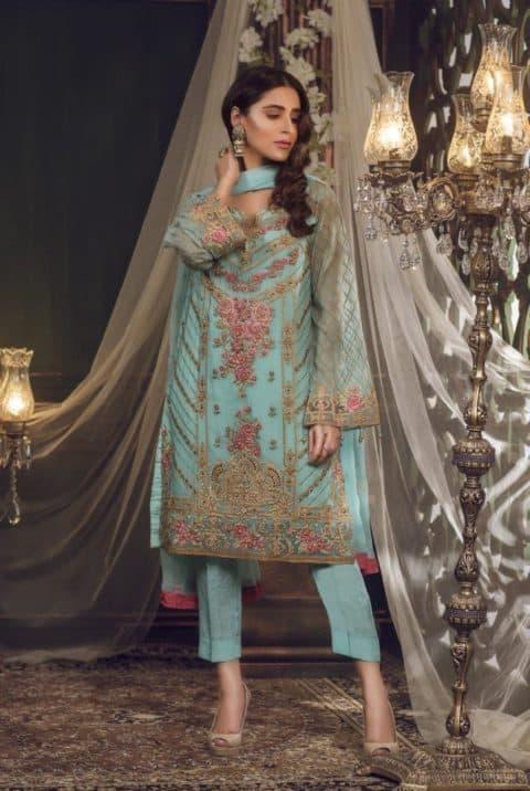 Adan Libas Pakistani Suits