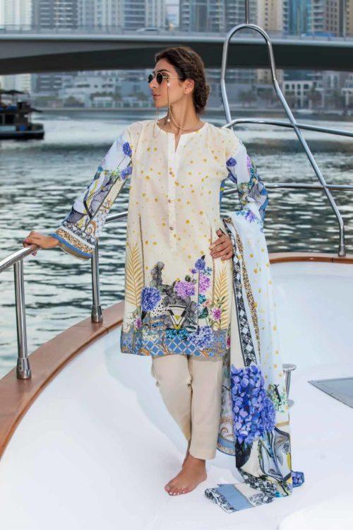 Firdous Pakistani Suit Urbane Lawn (19)
