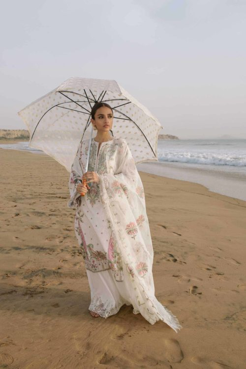 Zara Shahjahan Luxury Lawn 2019 - Original