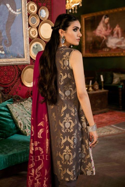 Cross Stitch Royal Secret MEENA KARI A RESTOCKED