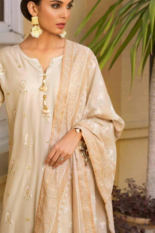 Feroze Pure Cotton Silk by Gul Ahmed – Limited Edition EA63 HOT