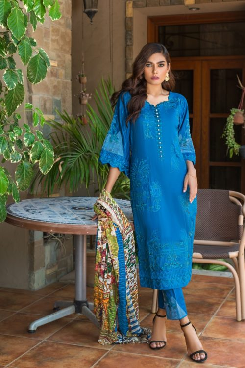 Kalyan Festive Embroidery Collection RESTOCKED