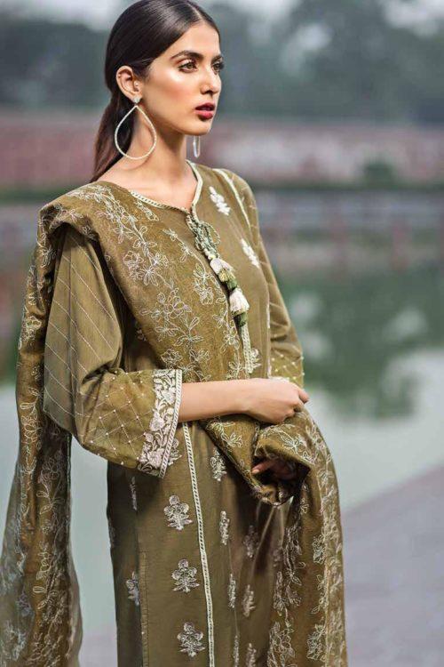 Gul Ahmed Eid ul Azha – Rasm Collection 2019 – EA 83