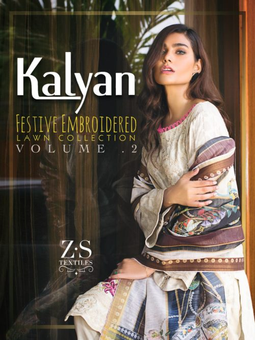 Kalyan Festive Embroidery Collection - Original