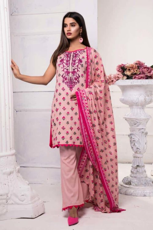 *On Sale* Sahil Pakistani Suit Printed Lawn Lawn Dupatta Salwar Suits