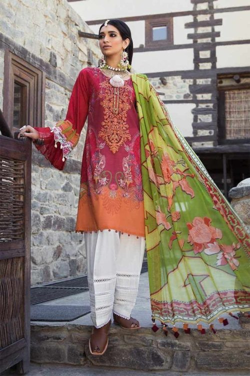 *On Sale* MARIAB MPRINTS KATPANA 3A RESTOCKED best pakistani suits collection