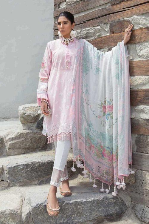 *Hot on Sale* MARIAB MPRINTS KATPANA 4A best pakistani suits collection
