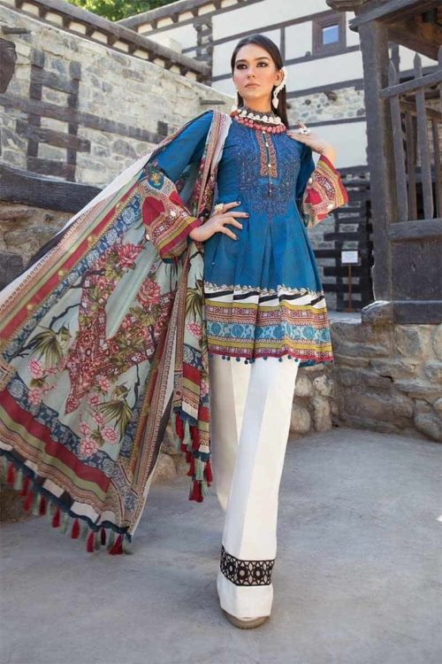 MARIAB MPRINTS KATPANA 6B RESTOCKED Best Sellers Restocked best pakistani suits collection