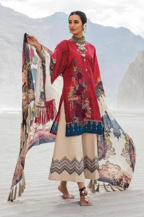 *On Sale* MARIAB MPRINTS KATPANA 9B RESTOCKED best pakistani suits collection
