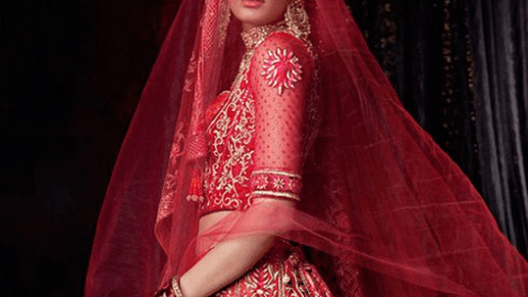 Dupatta Types in Salwar Kameez