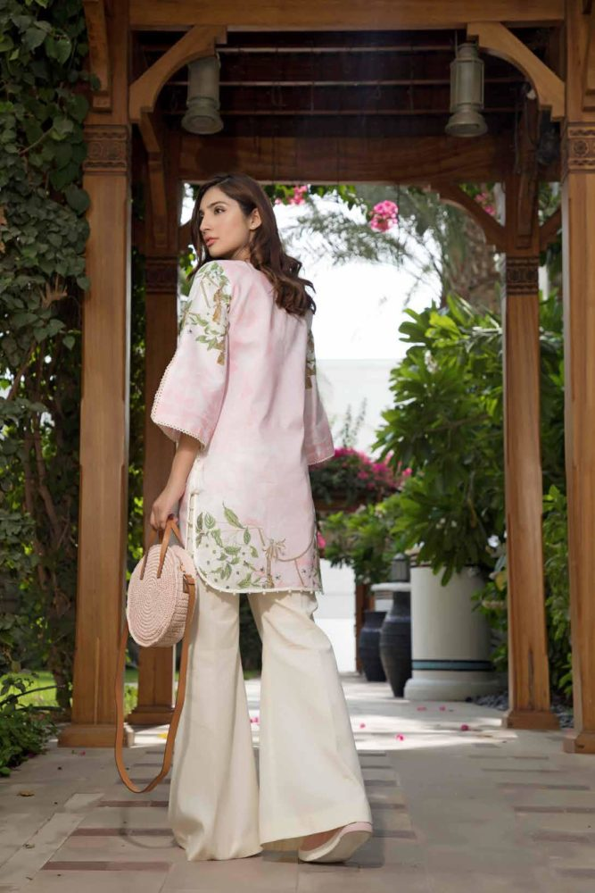 Solitaire Kurti from Firdous The Classic Digital Edition – Vol 2 Design 19316 HOT