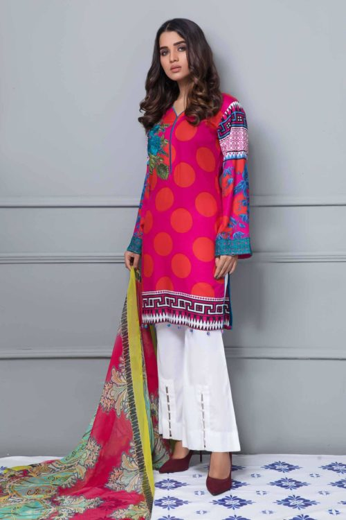 Rang Rez Designer Lawn Vol 2 HOT