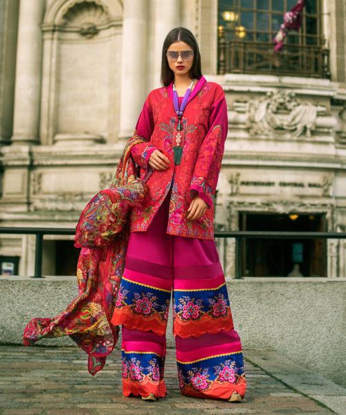 Honey Waqar by Regalia Textiles 2A RESTOCKED