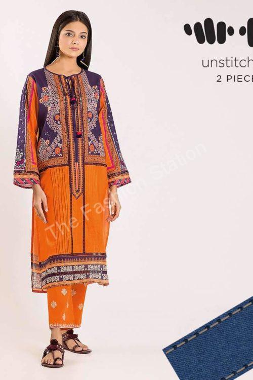 Khaadi Neutrals – The Autumn Collection N19423