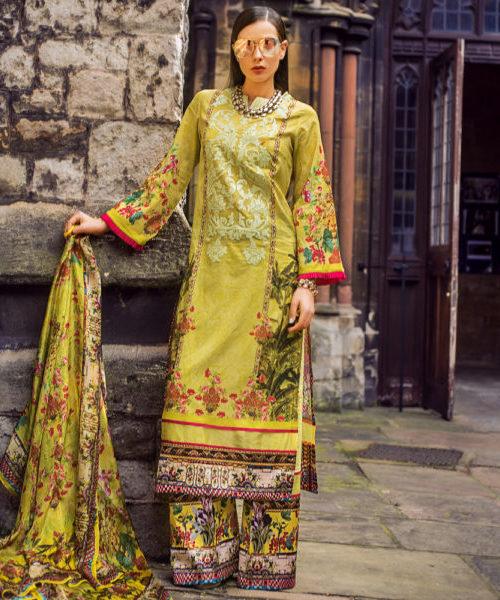 Honey Waqar by Regalia Textiles 1A