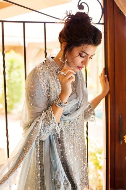 Rozina Munib's Festive Chiffon RM-1