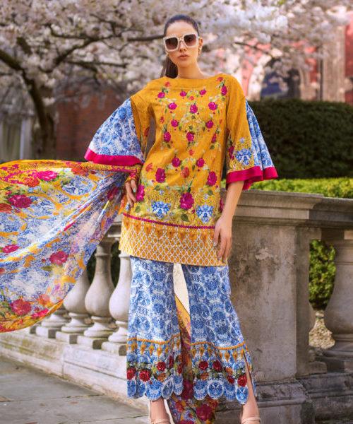 Honey Waqar by Regalia Textiles 3B RESTOCKED