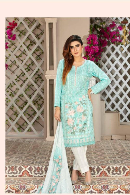 Tawakkal Jewel of Summer Lawn RESTOCKED