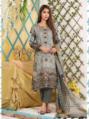 Charizma Festive Eid Pakistani Suit Lime Light ED-40 –  RESTOCKED Best Sellers Restocked Best Sellers