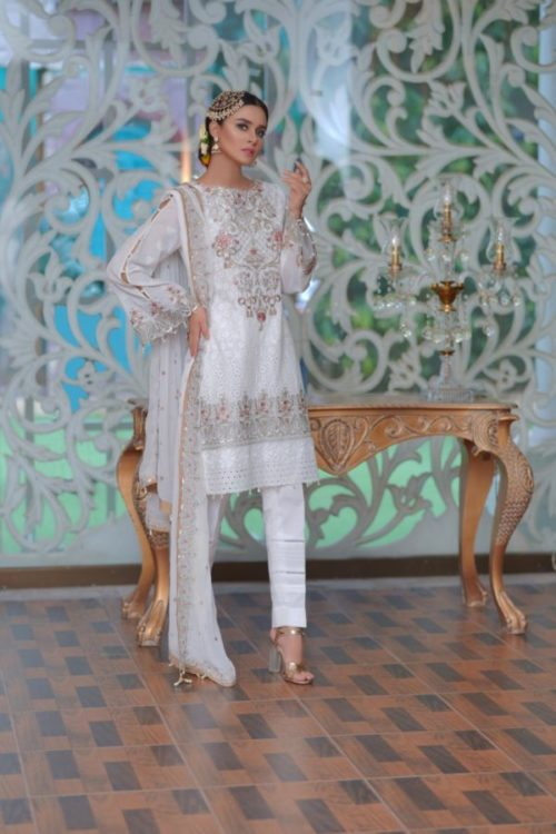 *Hot on Sale* Nisa Schiffli Luxury Collection '19 – FSTN HOT! best pakistani suits collection