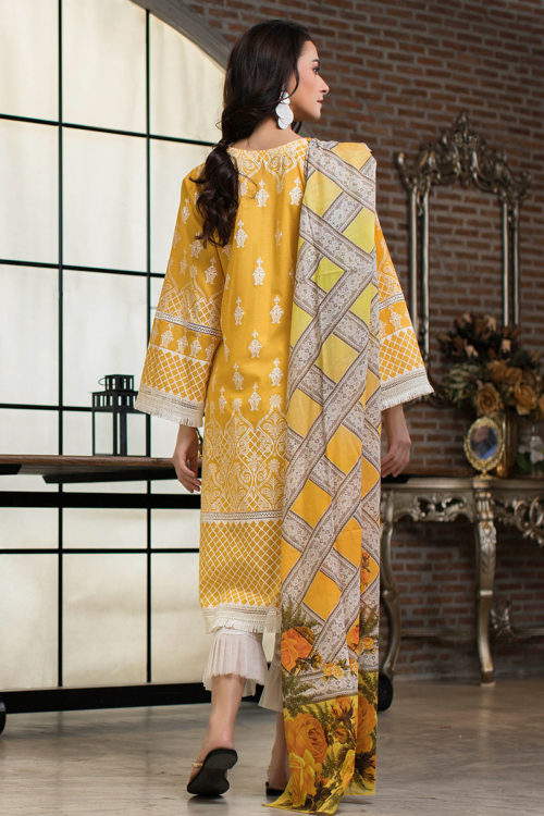LSM Blooming Lawn Yellow LWP-0001 HOT