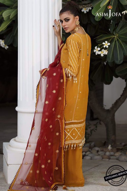 Zartaar Collection by Asim Jofa AJZ-08