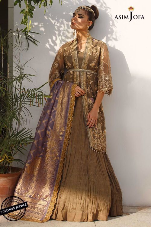 Zartaar Collection by Asim Jofa AJZ-07