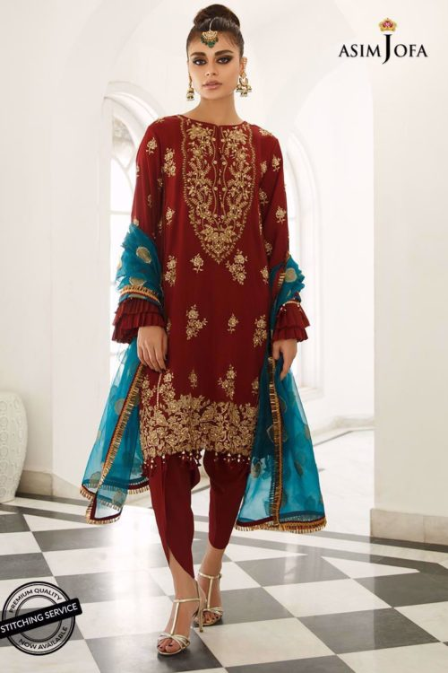 Zartaar Collection by Asim Jofa AJZ-06