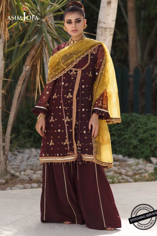 Zartaar Collection by Asim Jofa AJZ-04