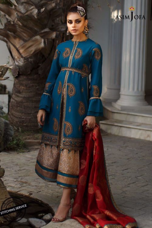 Zartaar Collection by Asim Jofa AJZ-03