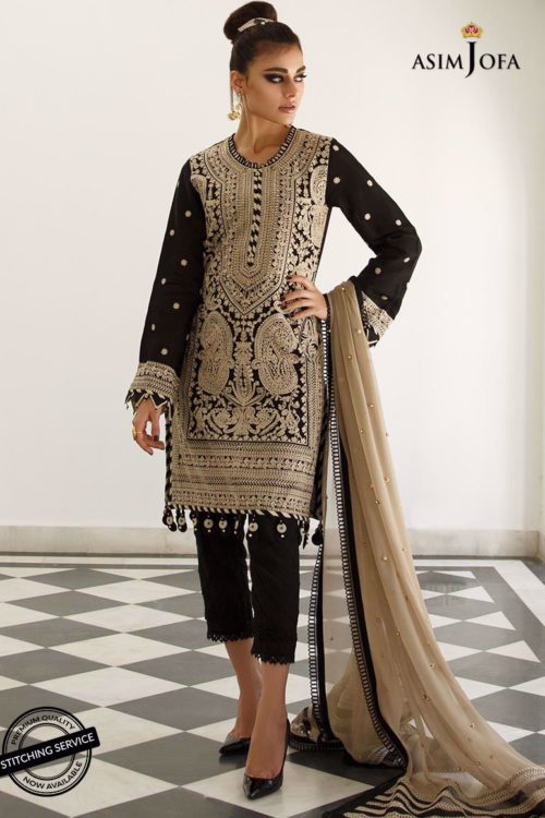 Zartaar Collection by Asim Jofa AJZ-02