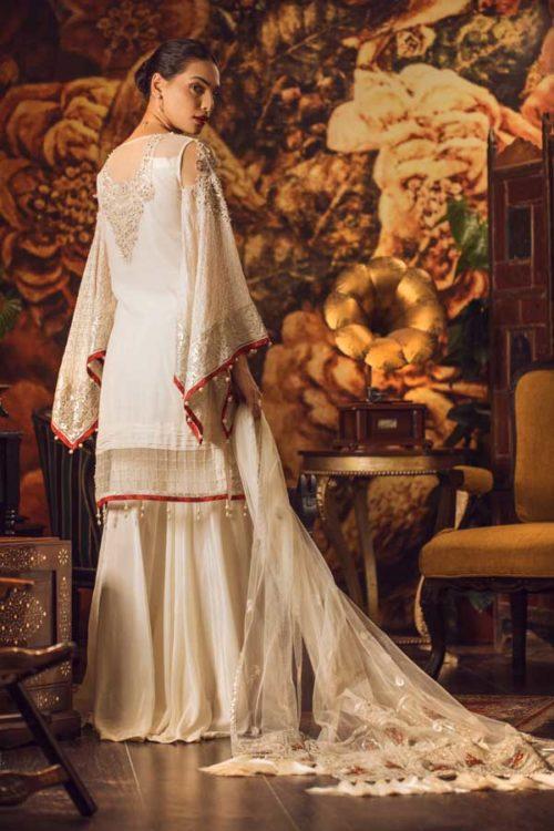 Adan Libas Guzarish Wedding Festive Luxury Chiffon Salwar Kameez  Design 7 RESTOCKED