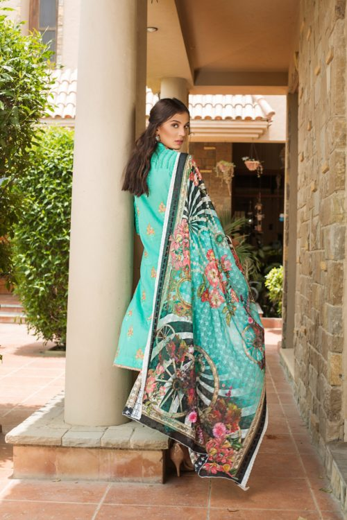 Kalyan Festive Embroidery Collection Vol 4 K4-12