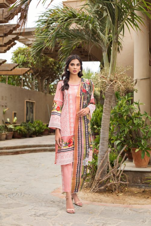 Kalyan Festive Embroidery Collection Vol 4 K4-1