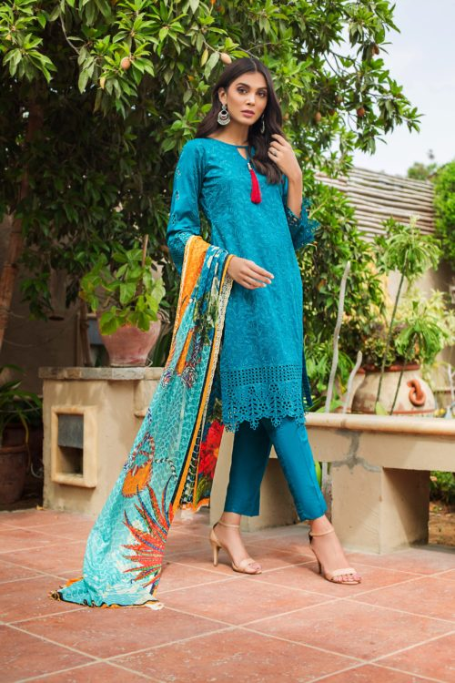 Kalyan Festive Embroidery Collection Vol 4 K4-3