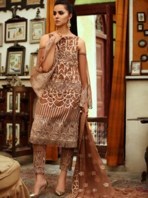 The Warrior Queen Festive Party Dress by Embroyal – Lehenga RESTOCKED