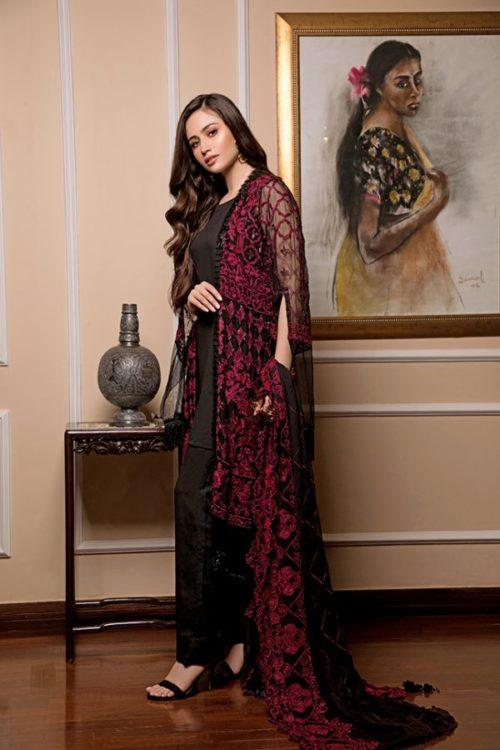 Cataleya – Luxury Chiffon'19 by Iqra Reza CA-05