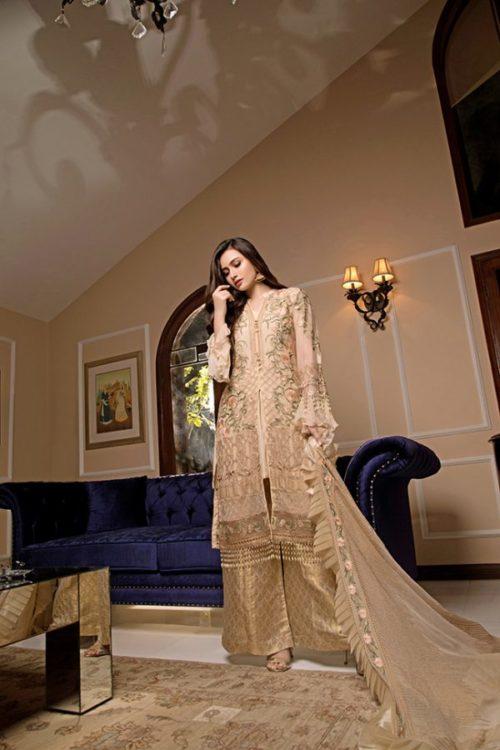 Cataleya – Luxury Chiffon'19 by Iqra Reza  CA-07 HOT